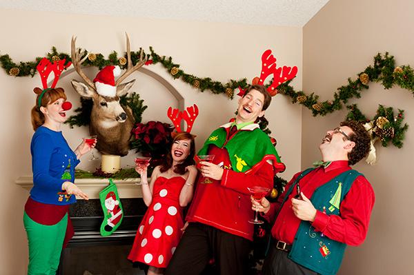 сценарий новогодней вечеринки, новогодние вечеринки в Тольятти