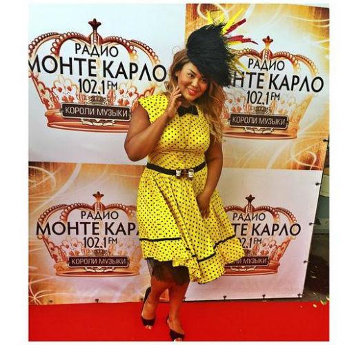 Скачки Гран-при Радио Монте-Карло: Корнелия Манго фото