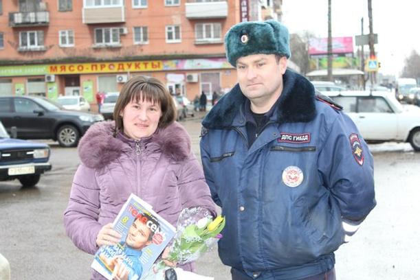 Праздничный патруль 8 марта в Твери