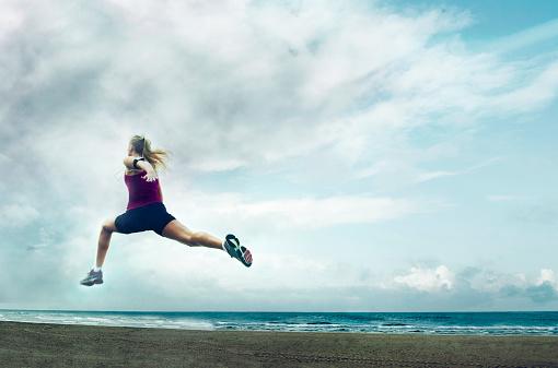 на что влияет бег