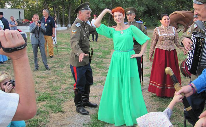 Фестиваль Bridge of Arts в Ростове решено проводить ежегодно, Оксана Сташенко
