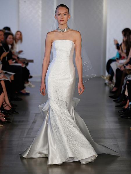 Лучшие коллекции Недели свадебной моды   галерея [3] фото [10]
