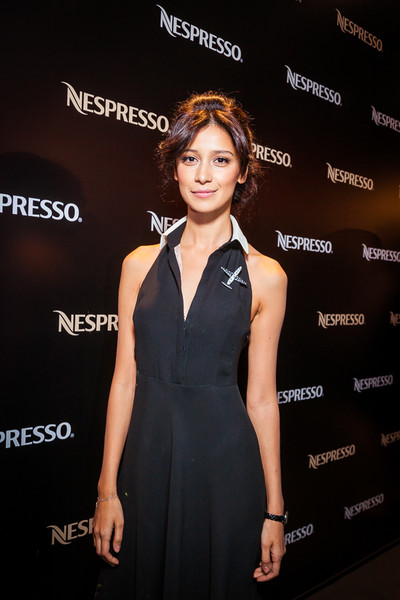 Знаменитости на открытии флагманского бутика Nespresso