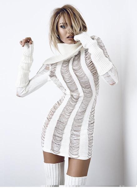 Кэндис Свейнпол снялась в новой рекламной кампании Osmoze   галерея [1] фото [12]