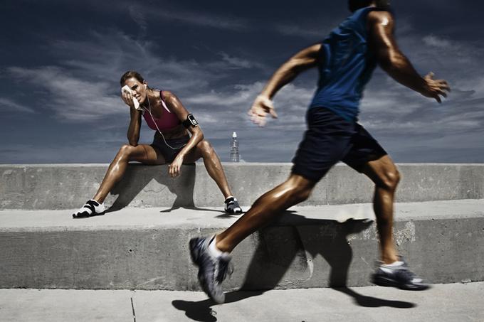 Спортивная анорексия: чем опасны тренировки