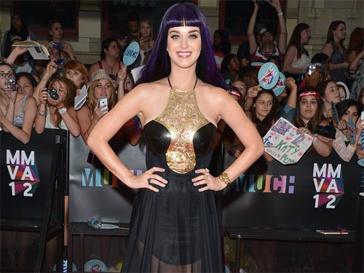 Кэти Перри (Katy Perry) на премии MuchMusic Video Awards 2012
