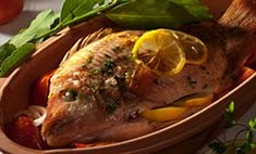Готовим рыбные блюда: рецепты
