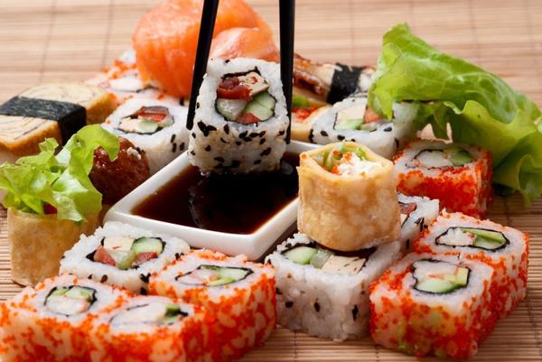 Суши: рецепт приготовления