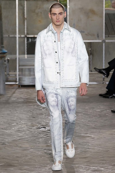 Неделя мужской моды в Париже: лучшие показы | галерея [4] фото [17]