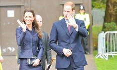 Принц Уильям и его жена Кэтрин отправятся в мировое турне в 2012 году