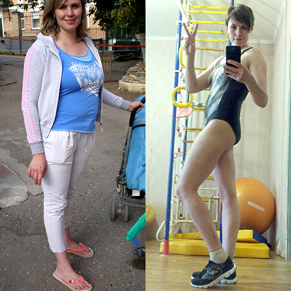 Женский форум :: Обсуждение: Как быстро похудеть дома 1/1