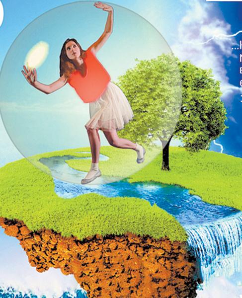 Детский мюзикл «Оранжевый остров»
