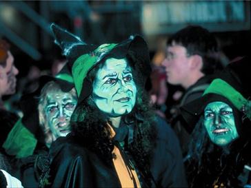 Ведьмы не будут платить налоги