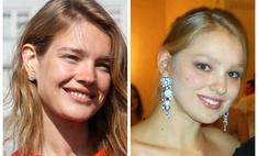 Наталья Водянова вывела в свет младшую сестру