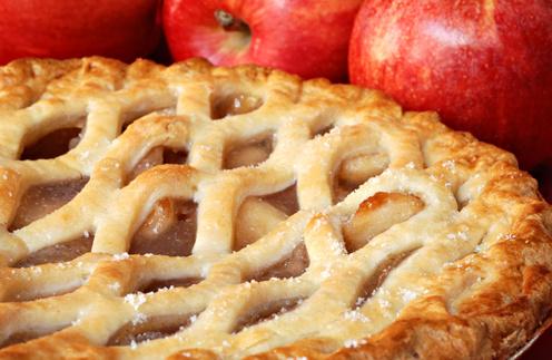Пирог с яблоками рецепт