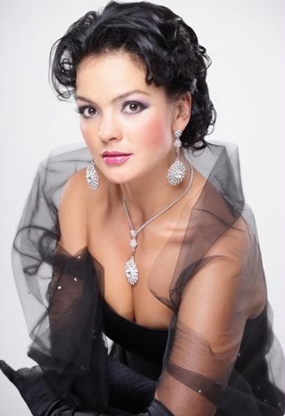 Мария Селиверстова - красноярская актриса