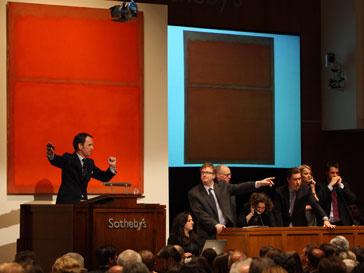 Торги на Sotheby's