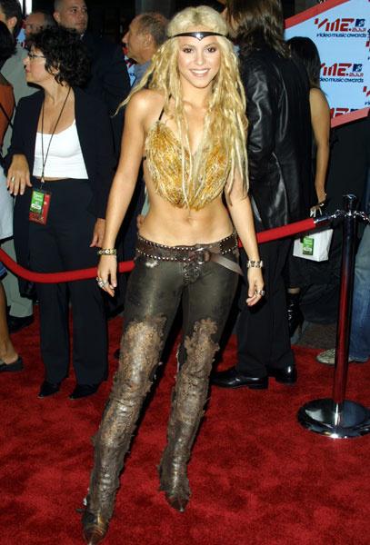 Шакира, 2001 год