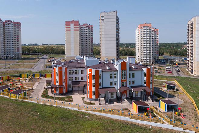 Детский сад ЖК Суворовский