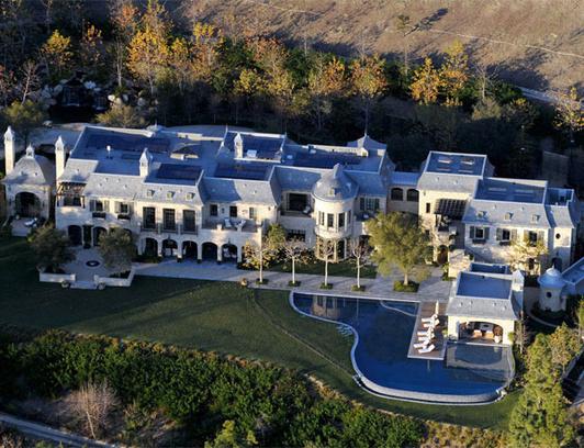 Стоимость звездного дома 50 млн. долларов