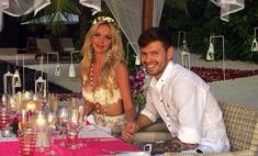 Виктория Лопырева снова вышла замуж