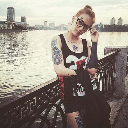 Анастасия Фогги, Ural Tattoo Queen 2015