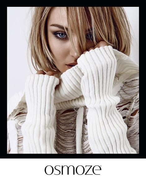 Кэндис Свейнпол снялась в новой рекламной кампании Osmoze   галерея [1] фото [9]