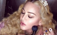 Морщины и двойной подбородок: как выглядит Мадонна без фотошопа
