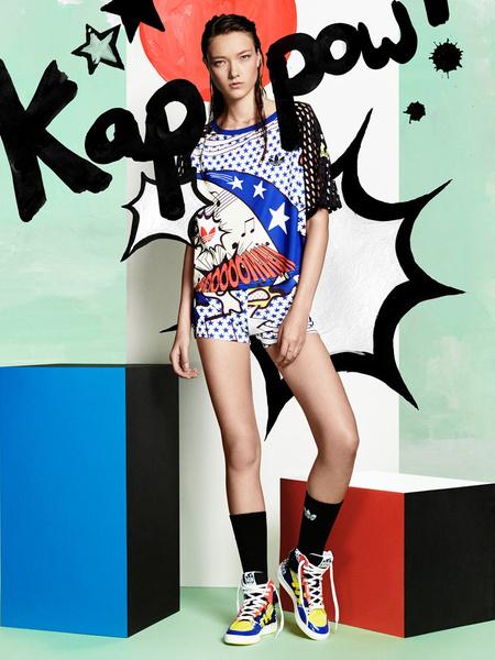 Рита Ора создала новую коллекцию для adidas Originals | галерея [1] фото [5]