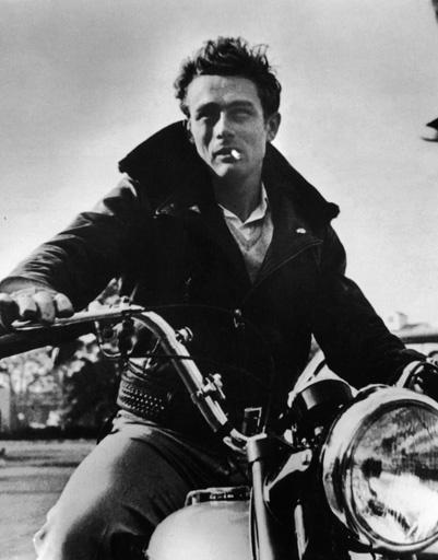 Джеймс Дин вошел в историю не только кино, но и моды