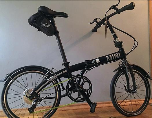 Козловский продал свой велосипед за 390 тысяч