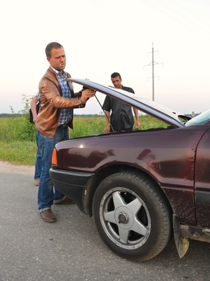 Никита Высоцкий снял кино про «оборотней в погонах»