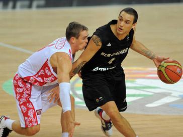 Баскетболисты из России в 1/4 финала