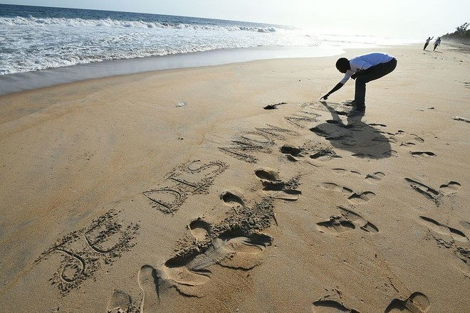 К чему снится песок, сонник
