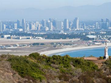 Сан-Диего – город везунчиков