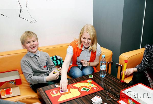 Фестиваль настольных игр «Картон» в Эрмитаже