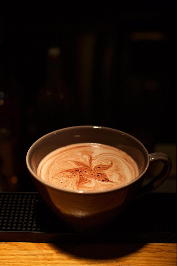 Какао с чили перцем билд горячий шоколад