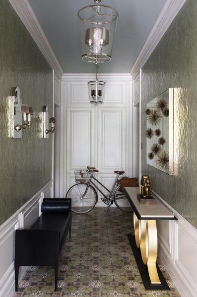 Лучшие интерьеры квартир 2014: вспомнить всё! | галерея [7] фото [4]