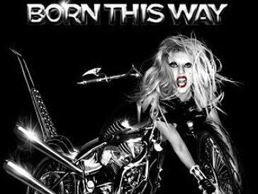 Обложка нового альбома Леди ГаГа (Lady GaGa) «Born This Way»