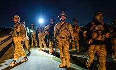 ВС США выложили фото последнего американского солдата, покидающего Афганистан