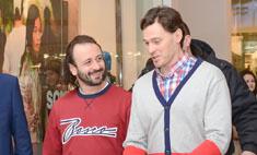 Илья Авербух и Максим Маринин встретились с поклонниками