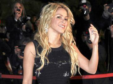 Шакира (Shakira) признана лучшей певицей