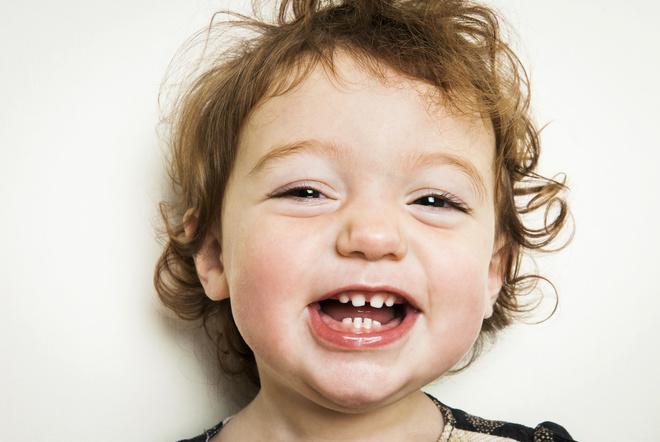 В каком порядке лезут зубы?
