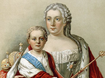 Маленький Иоанн VI