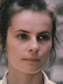 Ирина Апексимова в молодости
