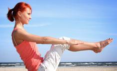 Фитнес на пляже: комплекс эффективных упражнений
