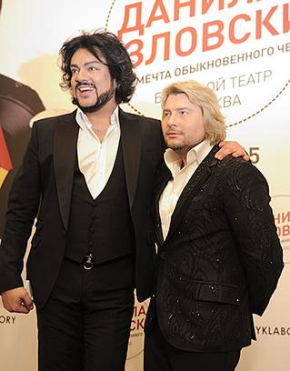Филипп Киркоров и Николай Басков фото