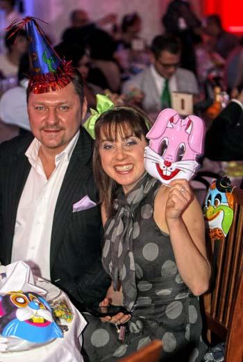 Дмитрий Сокольников и Ирина Слуцкая