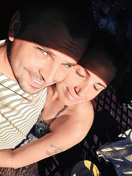 малинин никита фото с женой