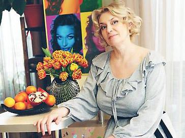 Мама Алены Водонаевой
